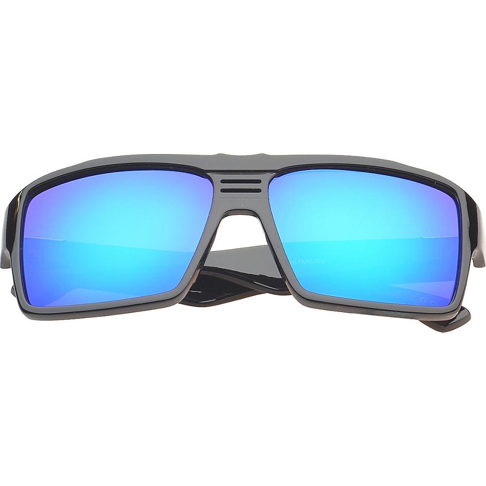 SW Global Eyewear Costa Rectangle Fashion Sunglasses Green - SW Global Sunglasses - Fashion Accessories, Sunglasses
