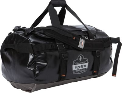 Ergodyne GB5030S Small Water Resistant Duffel Black - Ergodyne Outdoor Duffels