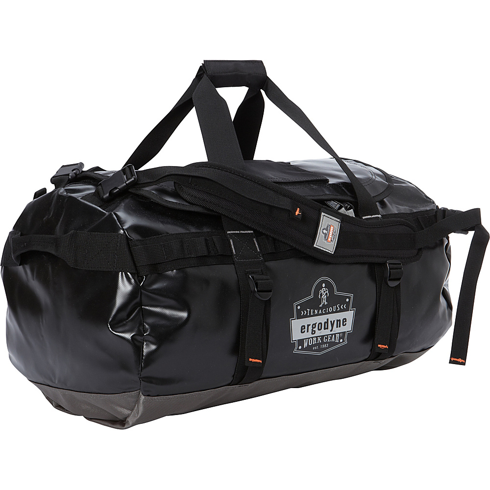 Ergodyne GB5030S Small Water Resistant Duffel Black Ergodyne Outdoor Duffels