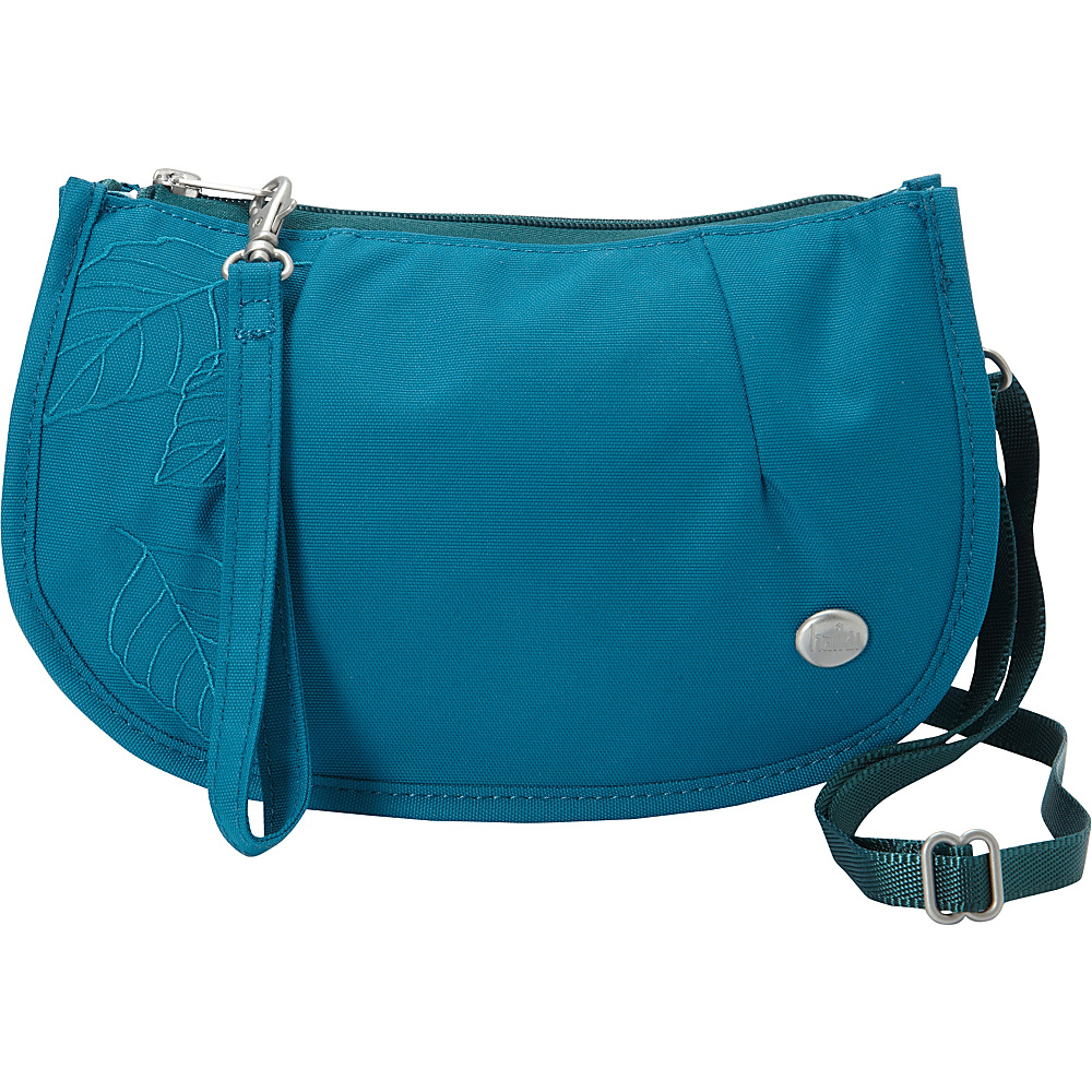 Haiku Venture Wristlet Sea Blue Haiku Fabric Handbags
