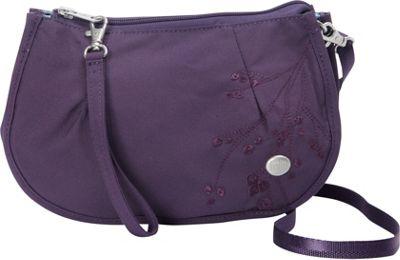 Haiku Venture Wristlet Amethyst - Haiku Fabric Handbags