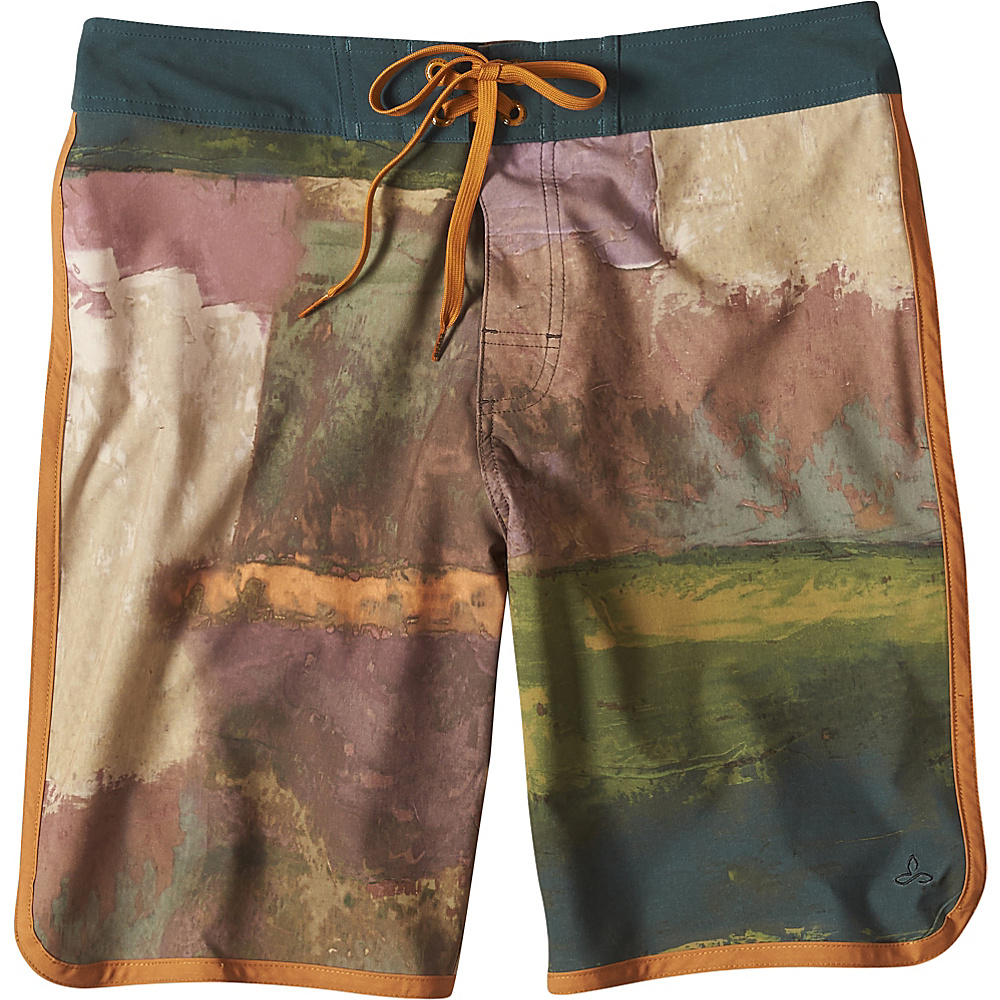 PrAna High Seas Shorts 36 - Hunter - PrAna Mens Apparel - Apparel & Footwear, Men's Apparel