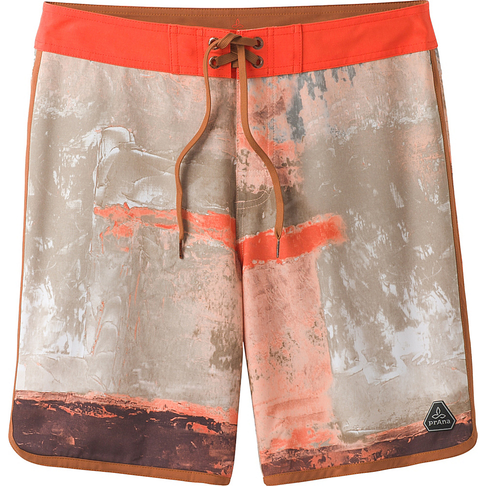 PrAna High Seas Shorts 28 - Dark Khaki Elliot - PrAna Mens Apparel - Apparel & Footwear, Men's Apparel