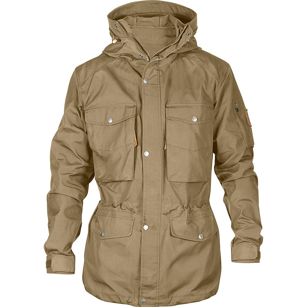 Fjallraven Sarek Trekking Jacket L - Dark Olive - Fjallraven Mens Apparel - Apparel & Footwear, Men's Apparel