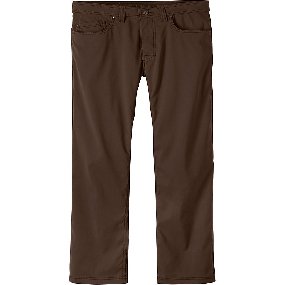 PrAna Brion Pants - 30 Inseam 33 - Dark Ginger - PrAna Mens Apparel - Apparel & Footwear, Men's Apparel