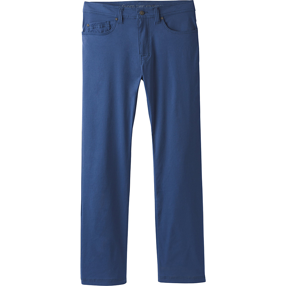 PrAna Brion Pants - 30 Inseam 34 - Dark Ginger - PrAna Mens Apparel - Apparel & Footwear, Men's Apparel