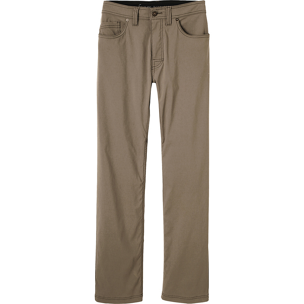 PrAna Brion Pants - 30 Inseam 36 - Dark Ginger - PrAna Mens Apparel - Apparel & Footwear, Men's Apparel