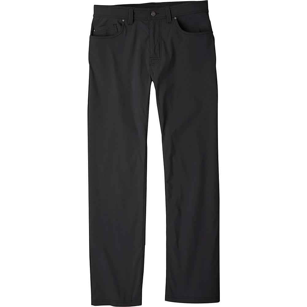 PrAna Brion Pants - 30 Inseam 30 - Black - PrAna Mens Apparel - Apparel & Footwear, Men's Apparel