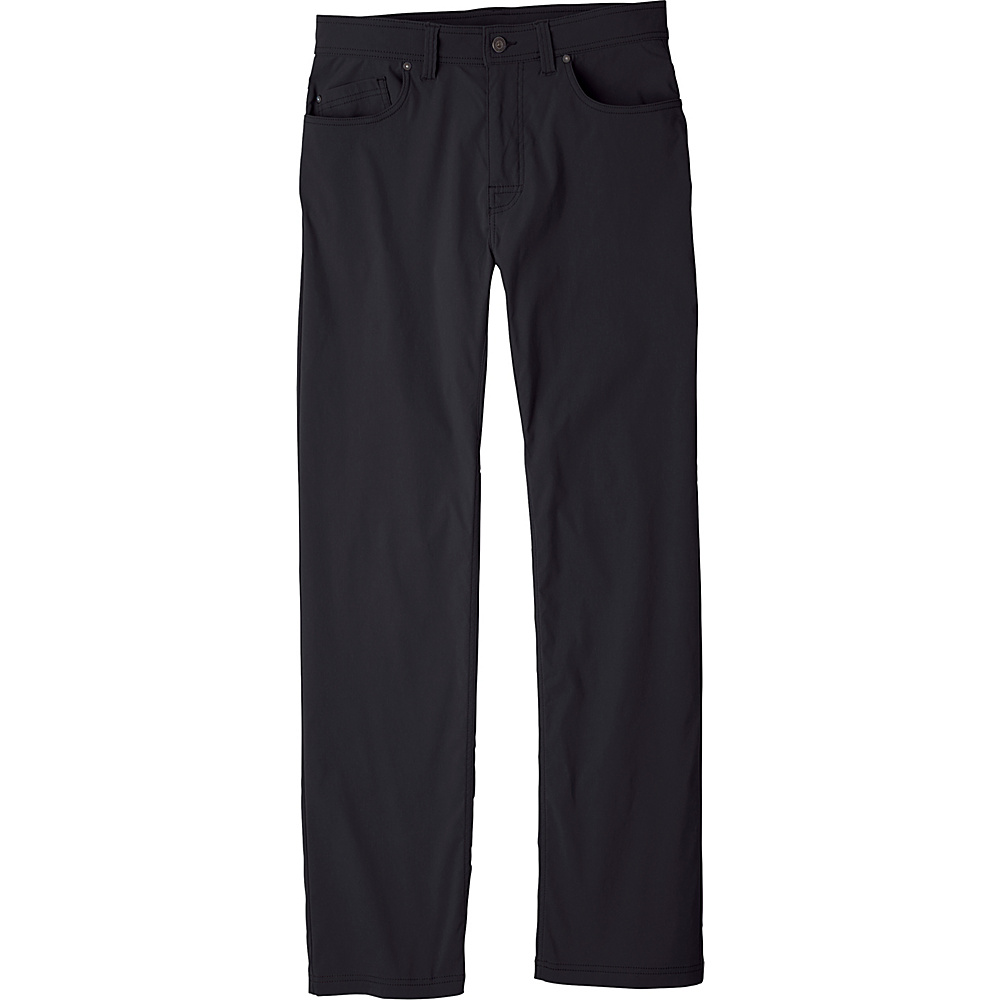 PrAna Brion Pants - 30 Inseam 35 - Charcoal - PrAna Mens Apparel - Apparel & Footwear, Men's Apparel