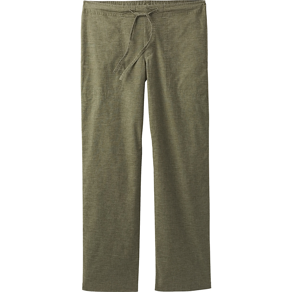 PrAna Sutra Pants - 34 Inseam L - Cargo Green - PrAna Mens Apparel - Apparel & Footwear, Men's Apparel