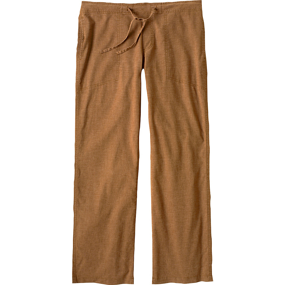 PrAna Sutra Pants - 34 Inseam M - Dark Ginger - PrAna Mens Apparel - Apparel & Footwear, Men's Apparel