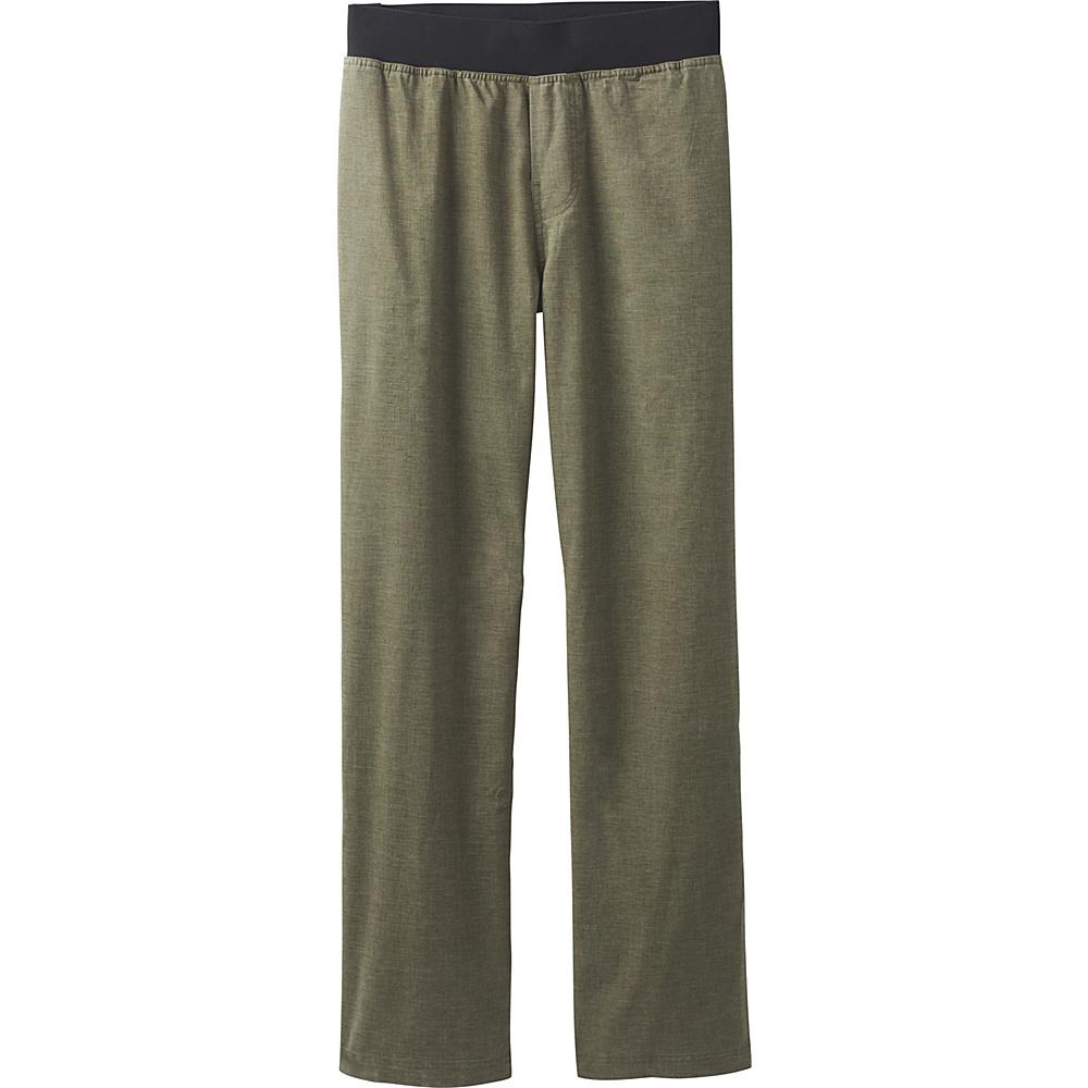 PrAna Vaha Pants - 30 Inseam L - Cargo Green - PrAna Mens Apparel - Apparel & Footwear, Men's Apparel