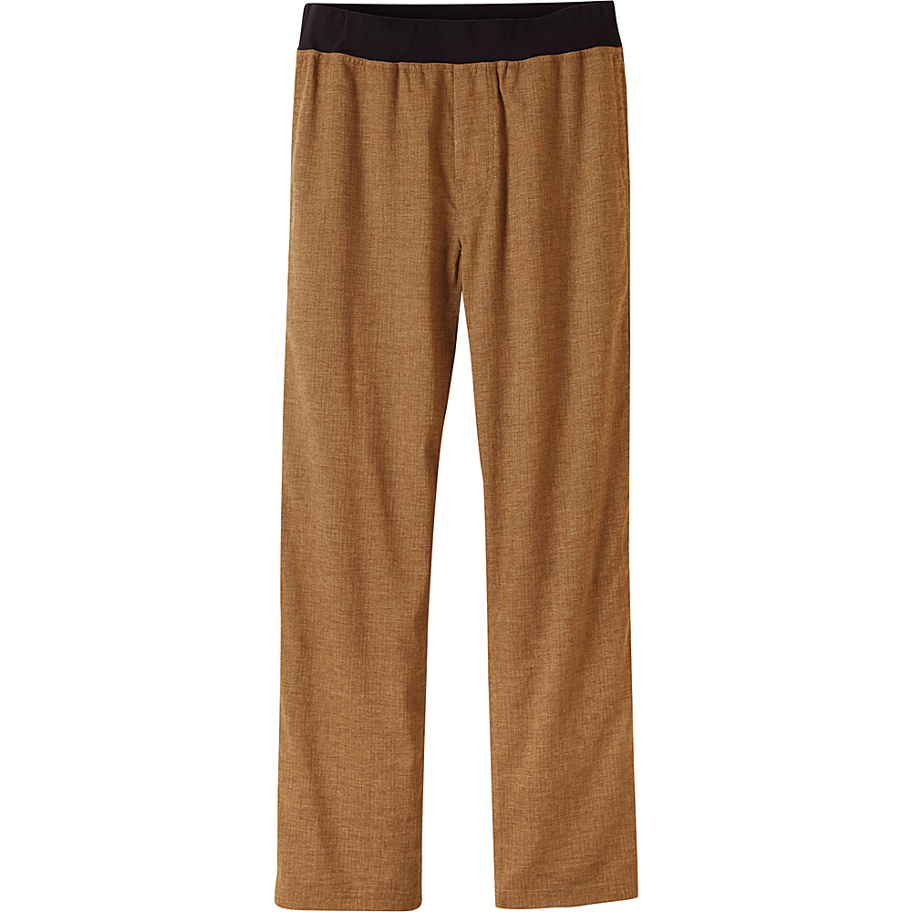PrAna Vaha Pants - 30 Inseam L - Dark Ginger - PrAna Mens Apparel - Apparel & Footwear, Men's Apparel