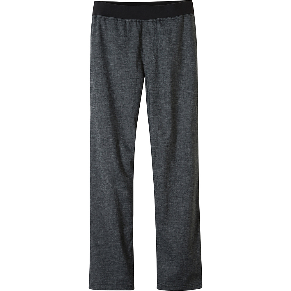 PrAna Vaha Pants - 30 Inseam L - Black - PrAna Mens Apparel - Apparel & Footwear, Men's Apparel