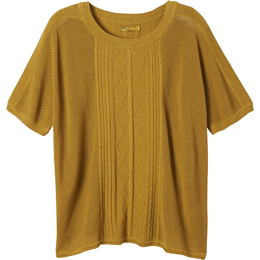 PrAna Nadine Sweater M - Safari - PrAna Womens Apparel - Apparel & Footwear, Women's Apparel