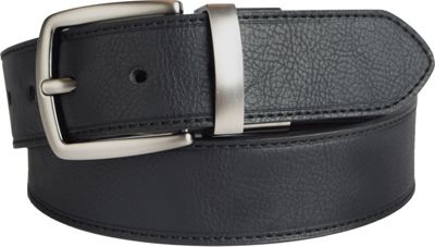 Columbia 40MM Reversible with Columbia Gem Logo on Buckle 42 - Black/Brown - 32 - Columbia Other Fashion Accessories