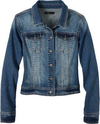 PrAna Dree Jacket XS - Antique Blue - PrAna Women's Apparel