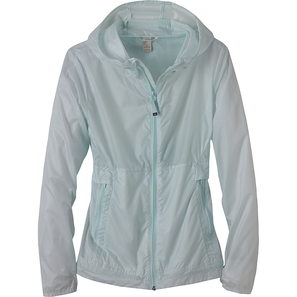 PrAna Inabel Jacket L - White - PrAna Womens Apparel - Apparel & Footwear, Women's Apparel