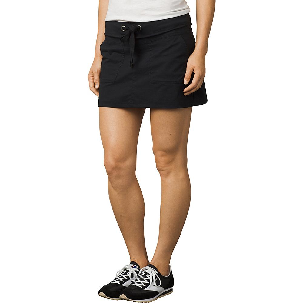 PrAna Bliss Skort XL - Black - PrAna Womens Apparel - Apparel & Footwear, Women's Apparel