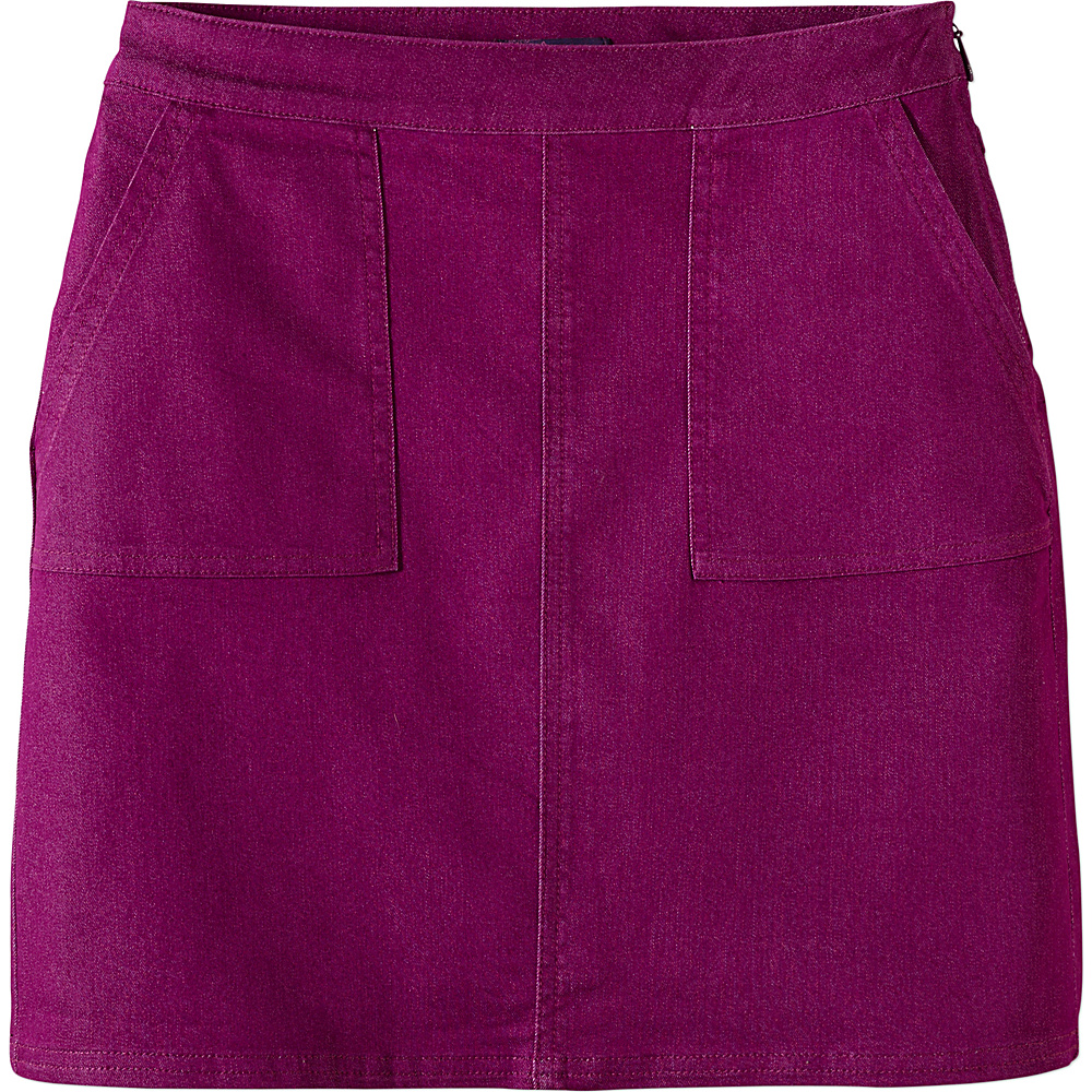 PrAna Kara Skirt 2 - Grapevine - PrAna Womens Apparel - Apparel & Footwear, Women's Apparel