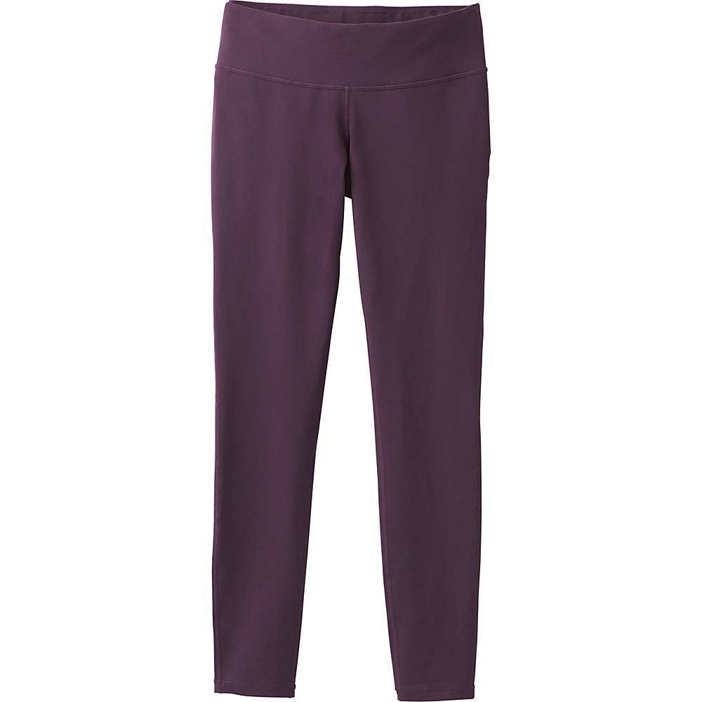 PrAna Ashley Legging Pants M - Dark Plum - PrAna Womens Apparel - Apparel & Footwear, Women's Apparel
