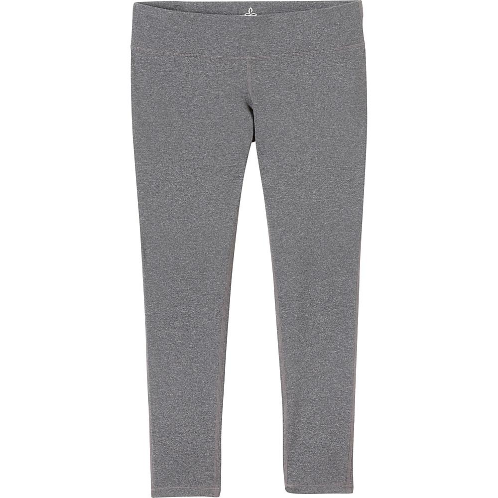 PrAna Ashley Legging Pants L - Charcoal Heather - PrAna Womens Apparel - Apparel & Footwear, Women's Apparel