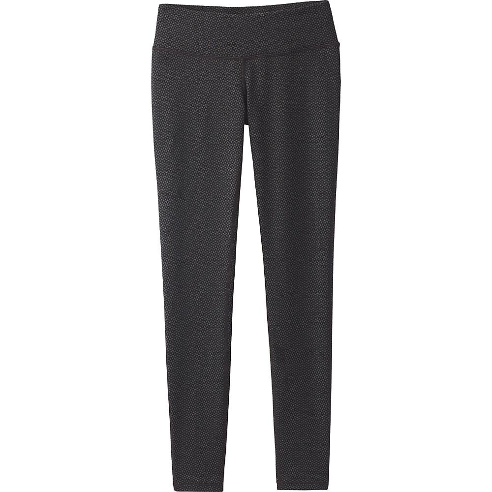PrAna Ashley Legging Pants M - Charcoal Heather Confetti - PrAna Womens Apparel - Apparel & Footwear, Women's Apparel