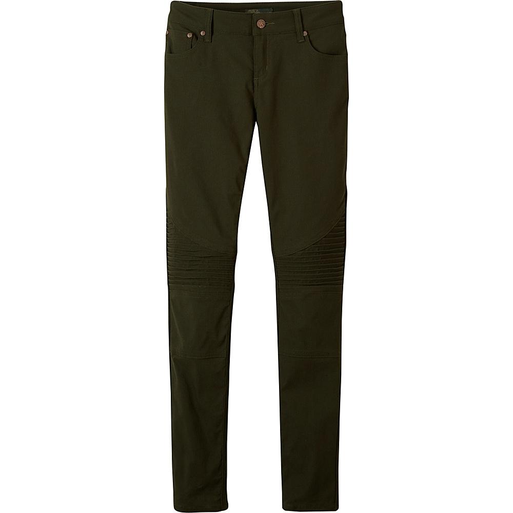 PrAna Brenna Pants 14 - Dark Olive - PrAna Womens Apparel - Apparel & Footwear, Women's Apparel