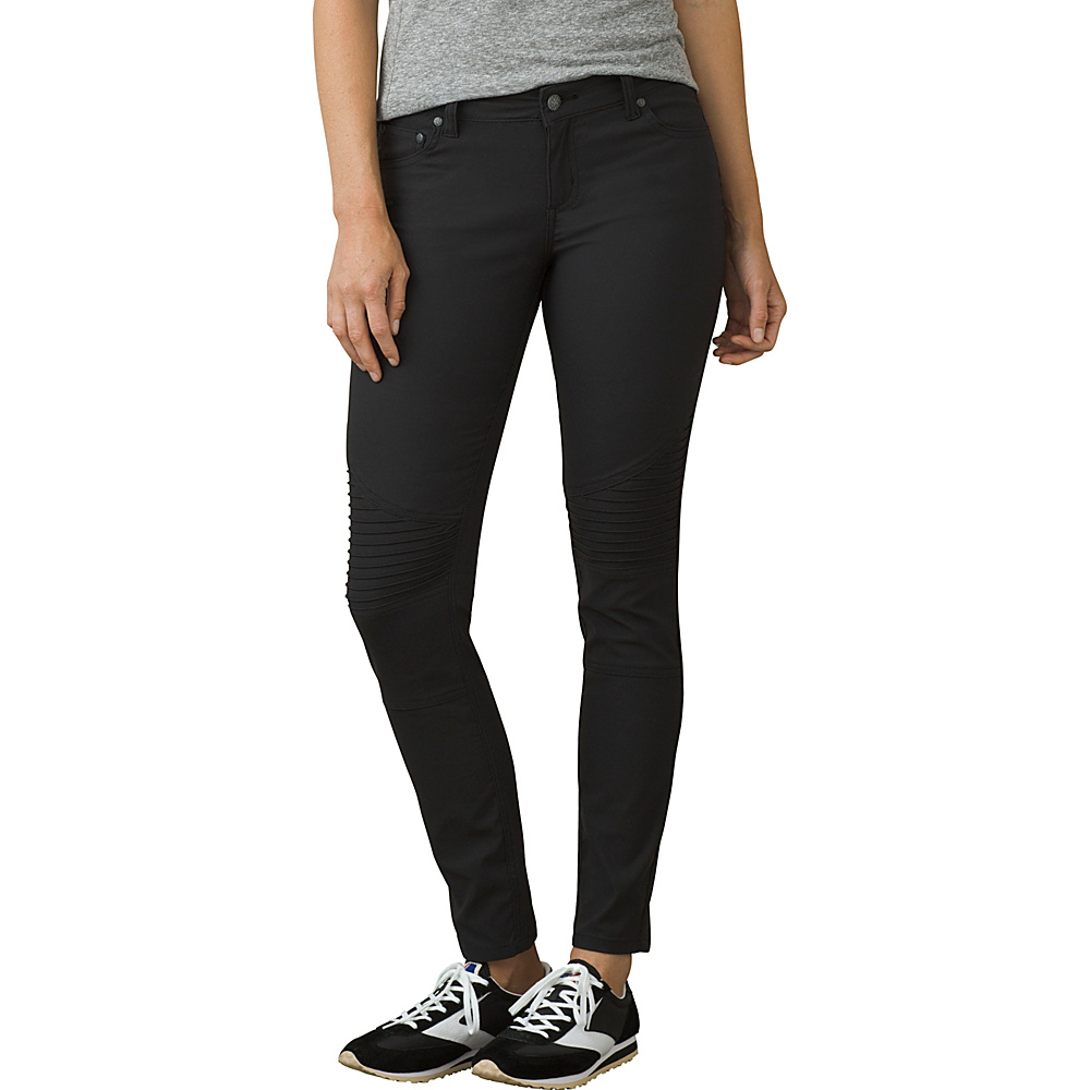 PrAna Brenna Pants 0 - Black - PrAna Womens Apparel - Apparel & Footwear, Women's Apparel