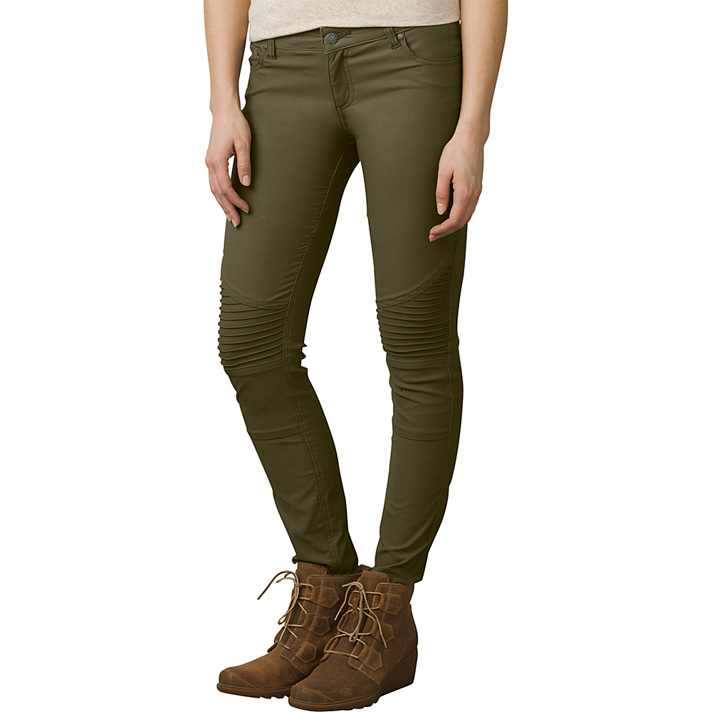 PrAna Brenna Pants 0 - Cargo Green - PrAna Womens Apparel - Apparel & Footwear, Women's Apparel