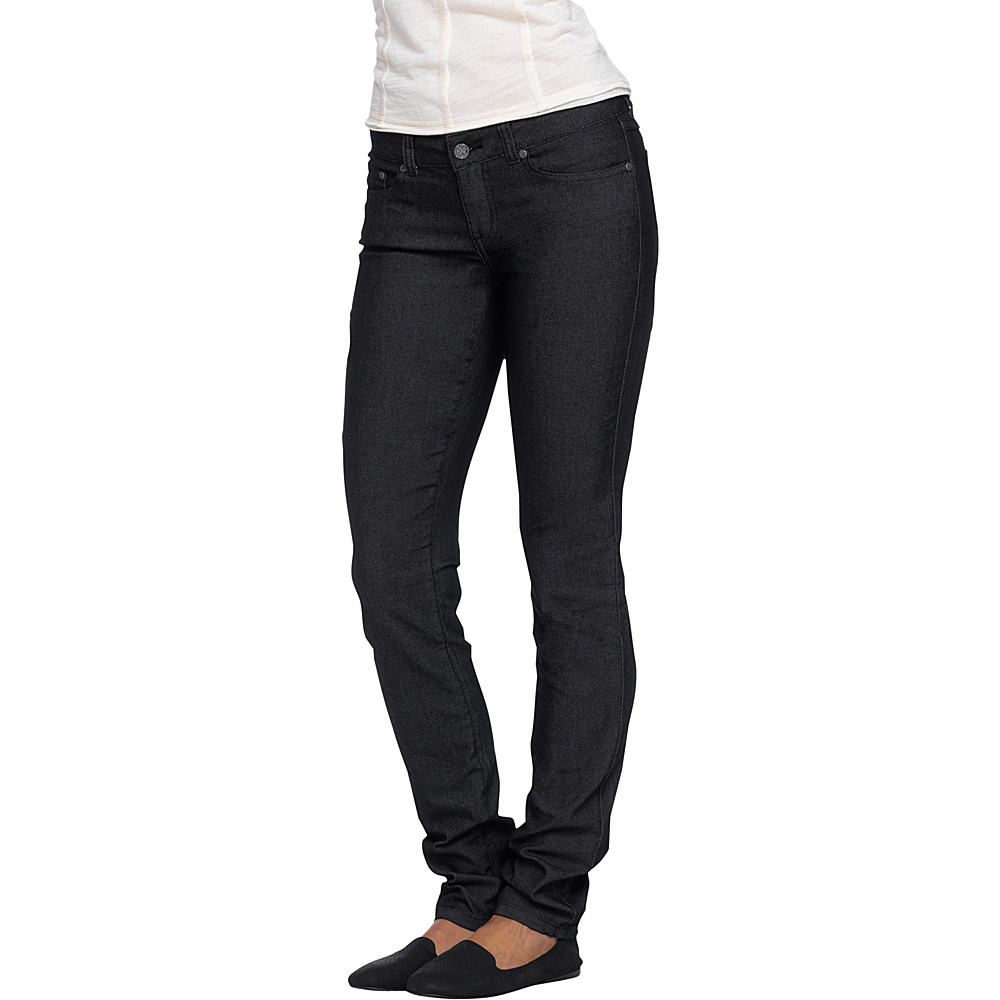 PrAna Kara Jeans 16 - Black - PrAna Womens Apparel - Apparel & Footwear, Women's Apparel