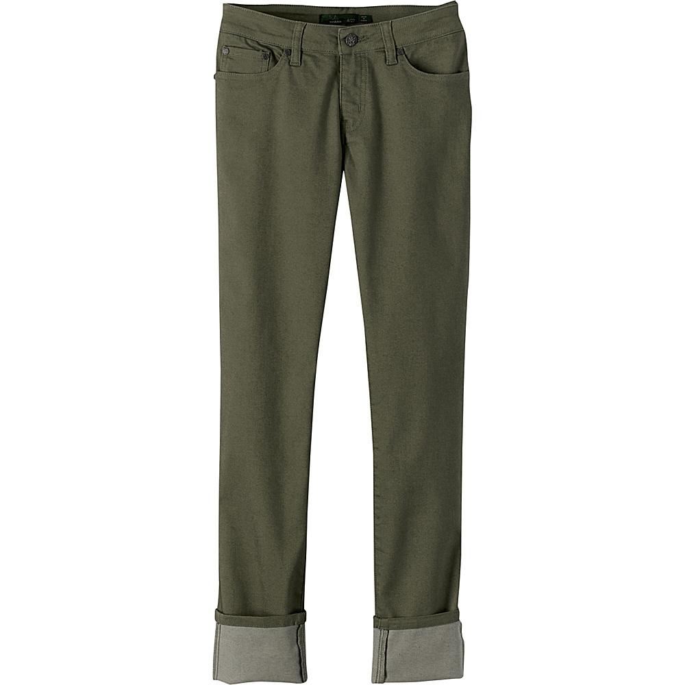 PrAna Kara Jeans 00 - Cargo Green - PrAna Womens Apparel - Apparel & Footwear, Women's Apparel