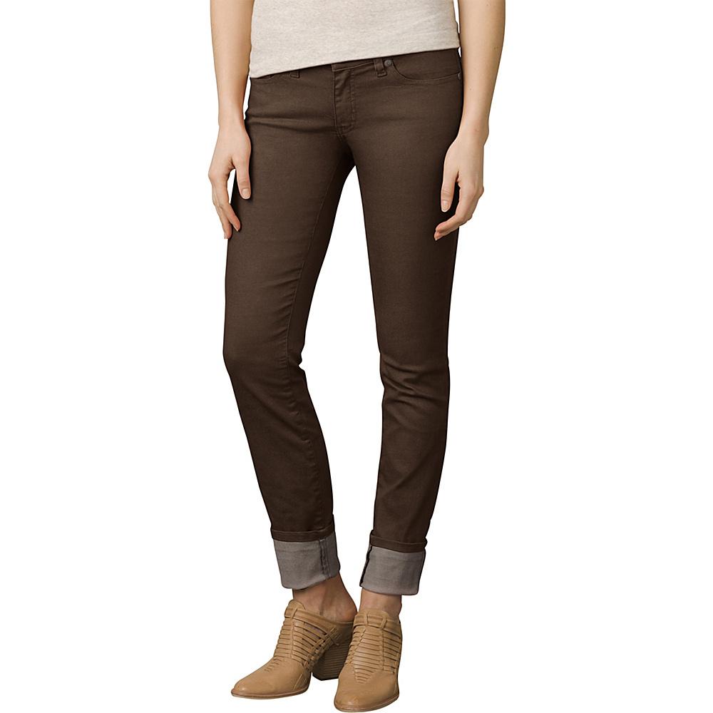 PrAna Kara Jeans 0 - Coffee Bean - PrAna Womens Apparel - Apparel & Footwear, Women's Apparel