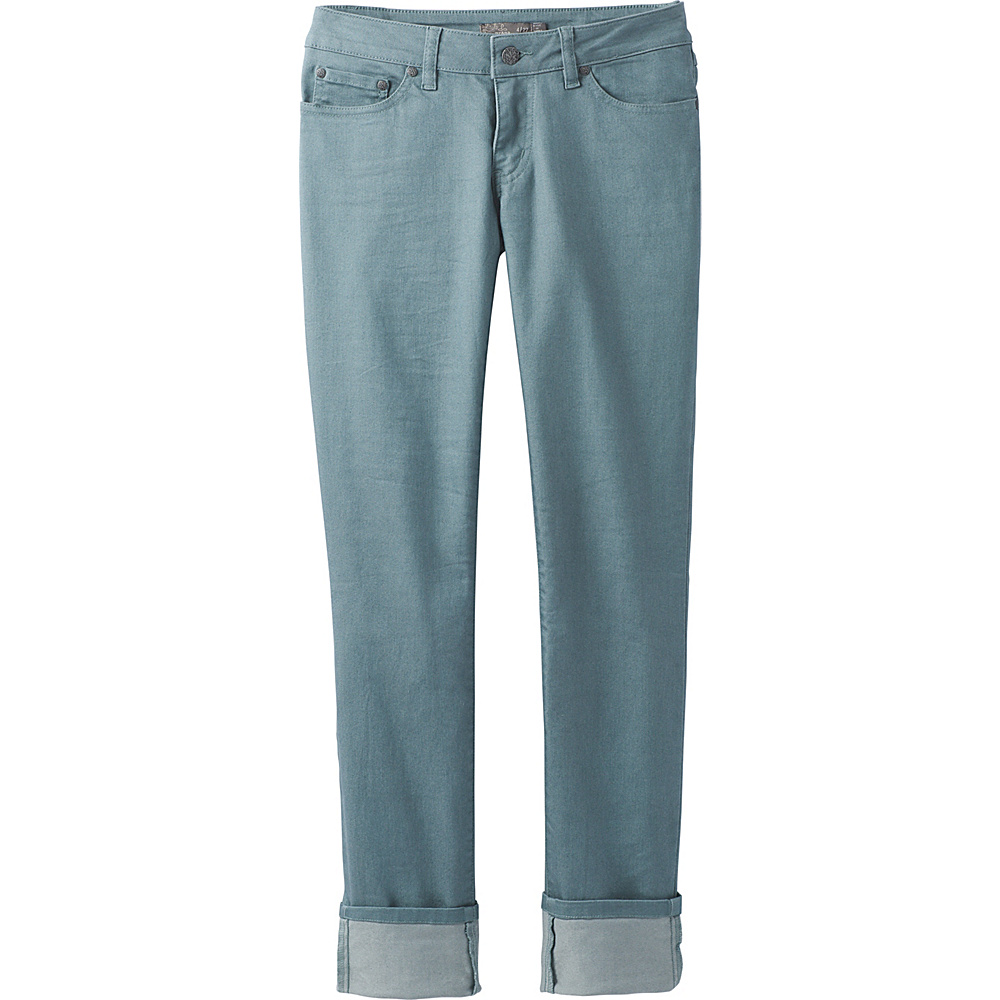 PrAna Kara Jeans 10 - Starling Green - PrAna Womens Apparel - Apparel & Footwear, Women's Apparel