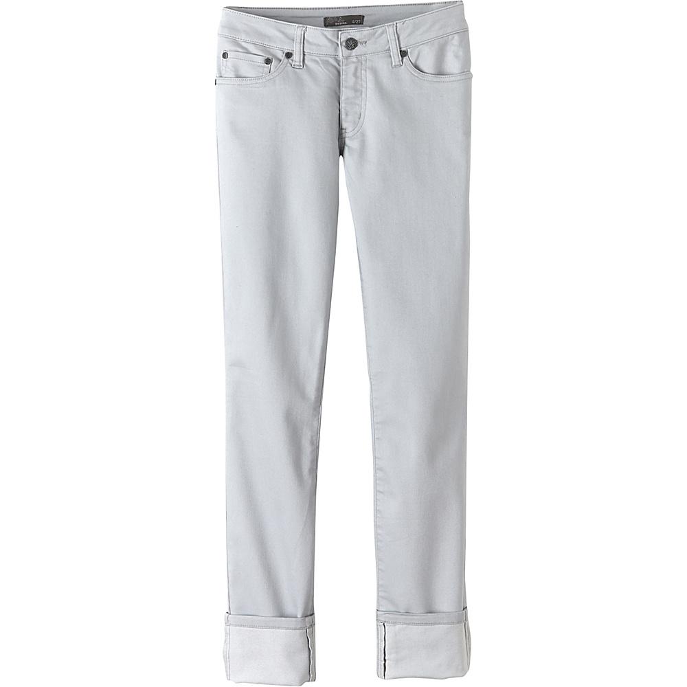 PrAna Kara Jeans 8 - Silver - PrAna Womens Apparel - Apparel & Footwear, Women's Apparel