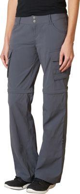PrAna Sage Convertible Pants - Regular Inseam 2 - Cargo Green - PrAna Women's Apparel