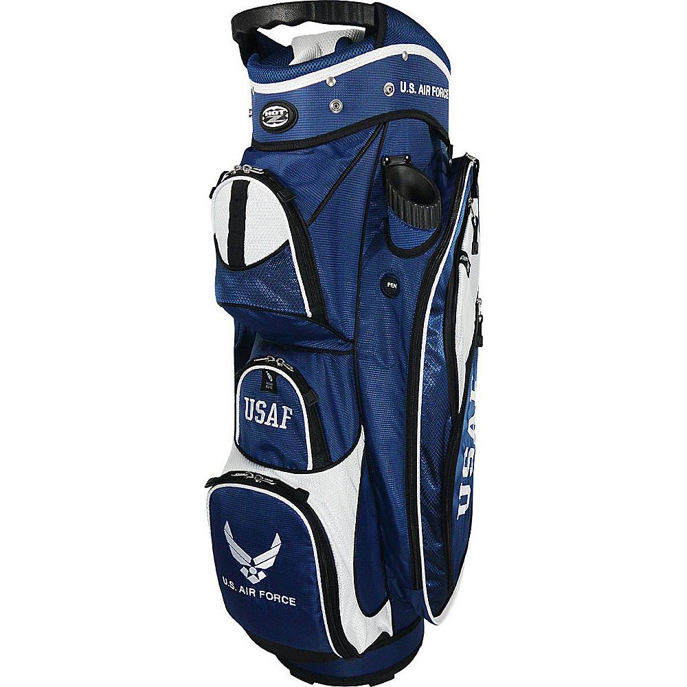 Hot-Z Golf Bags Cart Bag Air Force - Hot-Z Golf Bags Golf Bags