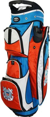 Hot-Z Golf Bags Cart Bag Coast Guard - Hot-Z Golf Bags Golf Bags