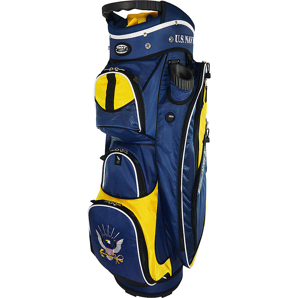 Hot Z Golf Bags Cart Bag US Navy Hot Z Golf Bags Golf Bags