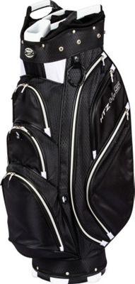 Hot-Z Golf Bags 4.5 Cart Bag Black - Hot-Z Golf Bags Golf Bags