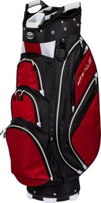 Hot-Z Golf Bags 4.5 Cart Bag Red - Hot-Z Golf Bags Golf Bags