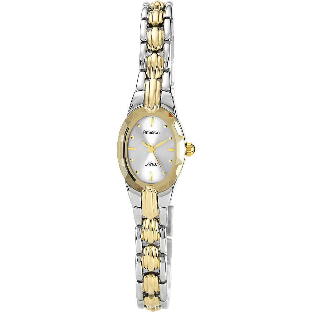 Armitron Womens Two Tone Dress Watch Two Toned Armitron Watches