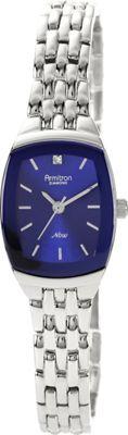 Armitron Womens Diamond Accented Bracelet Watch Silver - Armitron Watches