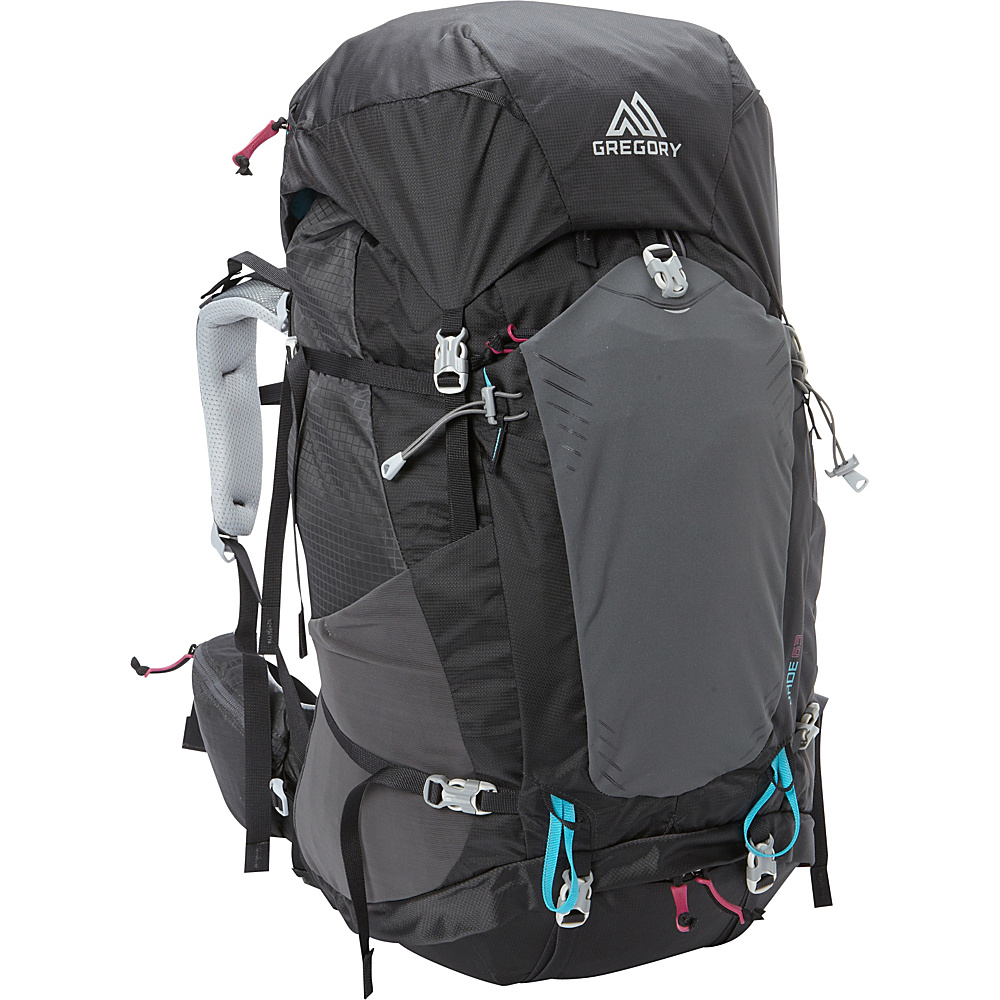 Gregory Jade 63 Small Dark Charcoal Gregory Day Hiking Backpacks