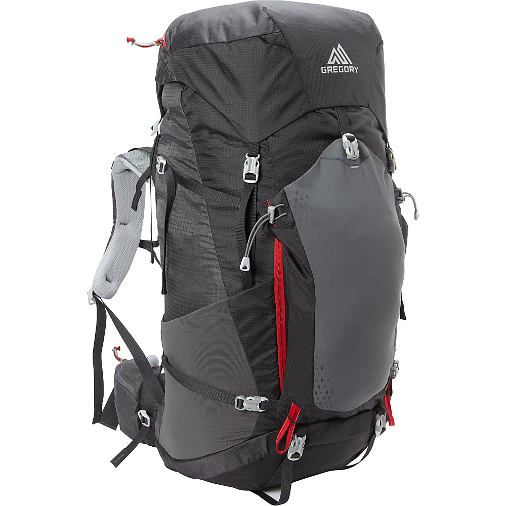 Gregory Zulu 65 Medium Feldspar Gray Gregory Day Hiking Backpacks