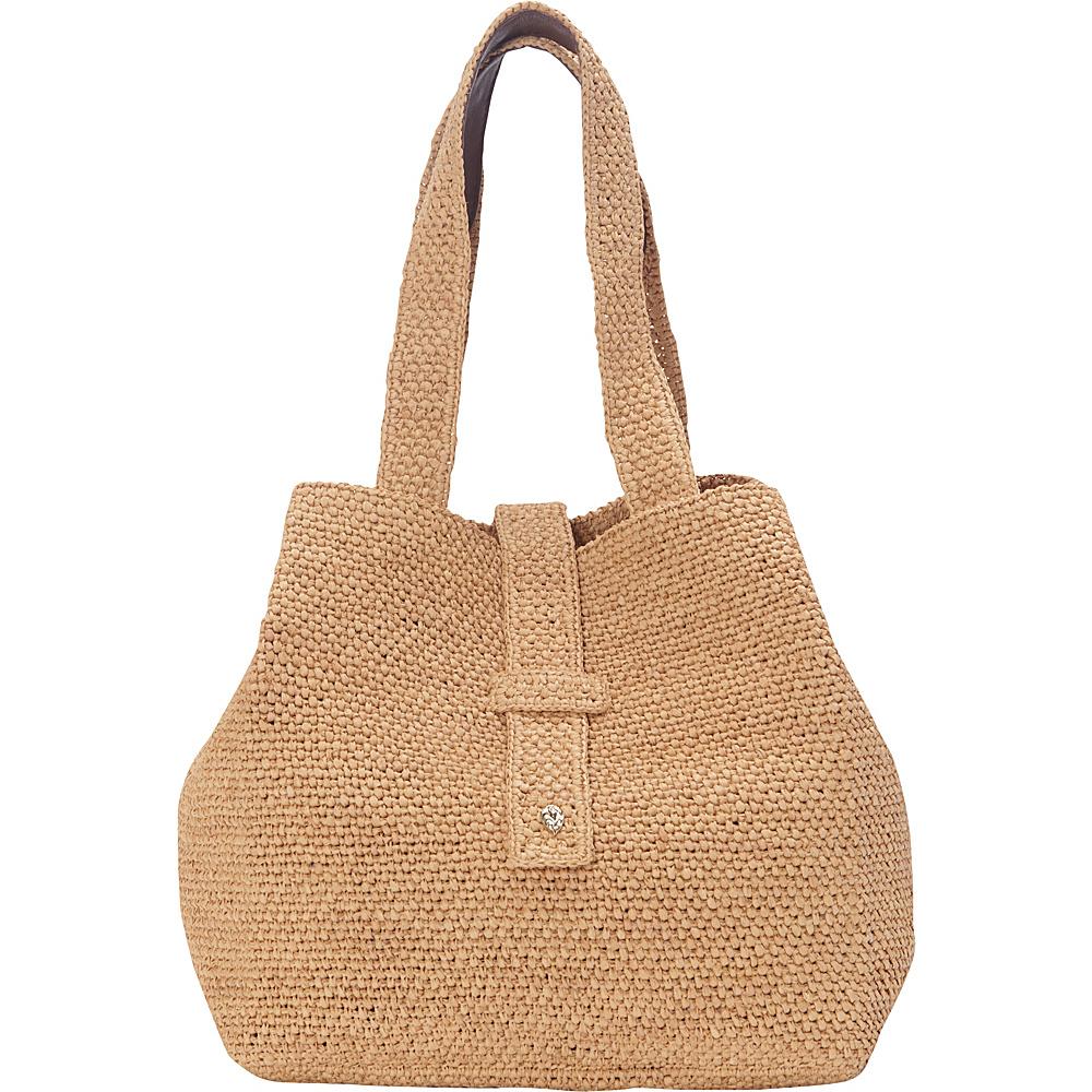 Helen Kaminski Perdue Medium Tote Nougat - Helen Kaminski Designer Handbags