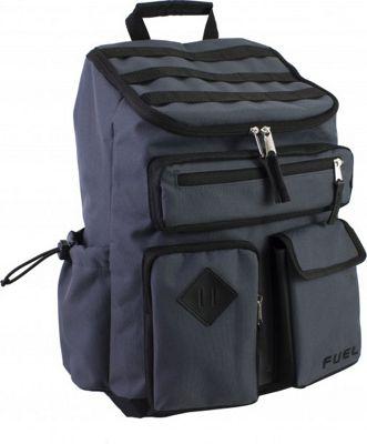 Fuel Top Loader Cargo Backpack Graphite - Fuel Everyday Backpacks