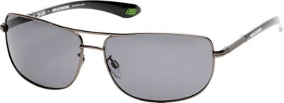 Skechers Eyewear Navigator Sunglasses Gunmetal - Skechers Eyewear Sunglasses