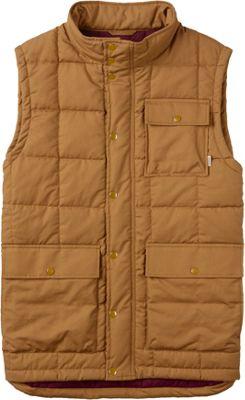 Burton Mens Woodford Vest XL - Woodthrush - Burton Men's Apparel