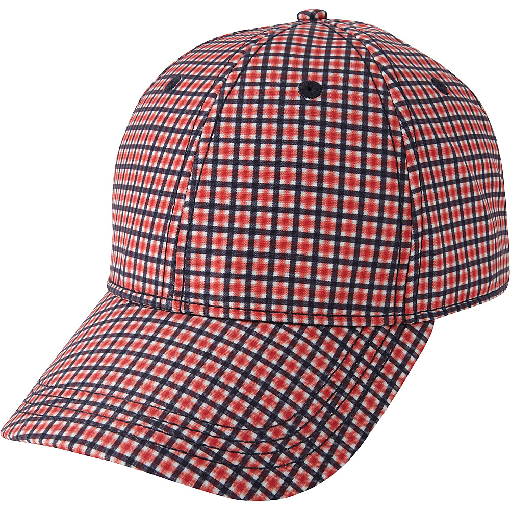 Ben Sherman Sublimation Print Baseball Hat L/XL - Red - L/XL - Ben Sherman Hats/Gloves/Scarves